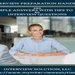 Sample Interview Questions and Answers(English version)